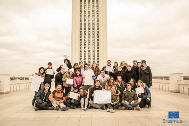 Erasmus+ jaunimo mokymai: Refugees Europe's (Missed) Opportunity