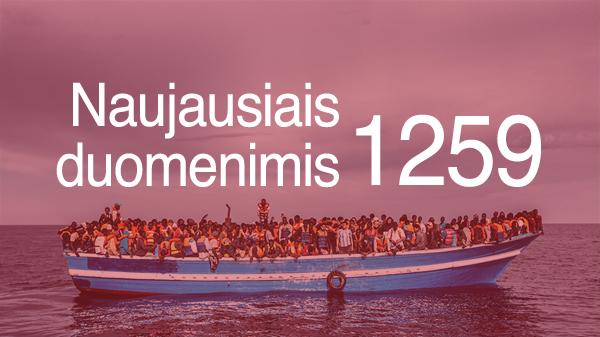 kiek pabėgėlių bus perkelta į Lietuvą