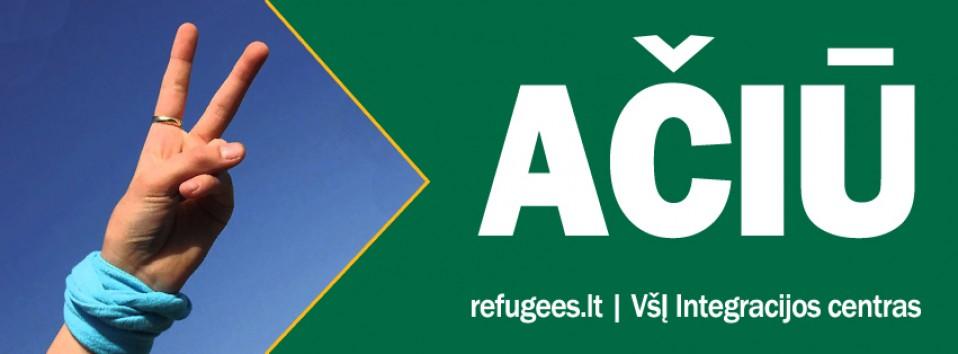 Paremkite Pabėgėlius Lietuvoje