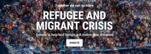 Google kviečia remti pabėgėlius